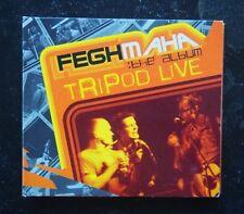 Double CD - Tripod, Tripod Live, Feghmaha - 2004 Tripod Entertainment 3pod 003