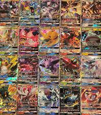 60 Pokemon Cards Bulk Lot - 1x GX or EX or MEGA Ultra Rare +10 Rare & Holo Cards