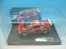 Carrera Evolution Peugeot 307 Wrc, Rally Monte Carlo 2004, Ref 25732