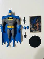 McFarlane Toys DC Multiverse Blue Batman Variant Animated Series Figure BTAS