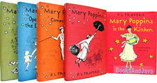 Mary Poppins,Comes Back,Opens ++ Complete Set by P. L. Travers (2006, Hardcover)
