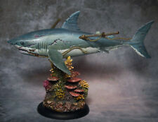 DeepWars (Nereids) - Beast of Blood Reef, Giant Shark - AMG DW7006