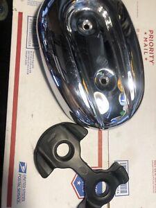 Chrome Grille Air Cleaner Kit For Harley 2007-2017 Sportster 1200 Custom XL1200C
