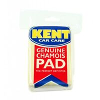 Genuine Chamois Car Cleaning Pad - Kent Care