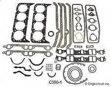Full Gasket Set   EngineTech  C350-1   Chevrolet  283 - 350 CID   1959 - 1985
