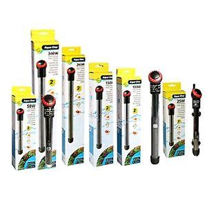 Aqua One Thermosafe 300w Water Heater - Hydroponic Nutrient Res. Aquarium Tank