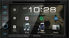 "Open-Box Excellent: Kenwood - 6.2"" - Built-in Bluetooth - In-Dash CD/DVD/DM R..."