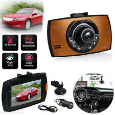 Full HD 1080P In Car DVR Camera Video Recorder Dash Cam 170 Degree G-Sensor