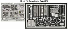 Eduard 1/32 F-4C Phantom II interior for Tamiya kit # 32544