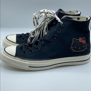 Converse Hello Kitty x Chuck 70 Hi Top 'Black' Unisex Sneaker