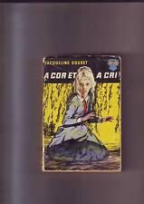 roman collection La Chouette : a cor et a cri