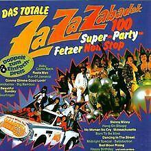 Totale Za Za Zabadak von Saragossa Band | CD | Zustand akzeptabel