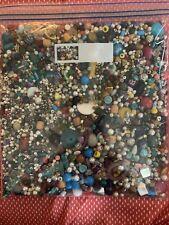 2 Lb 11.3oz Jewelry Making Supplies: Glass, Wood, Plastic, Pearl Beads