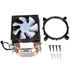 4 Heatpipe CPU Cooler Cooling Fan Heatsink For LGA 775/1155/1156/1366 AM2 AM3