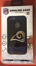 NFL LA RAMS Sideline Case for iPhone 7