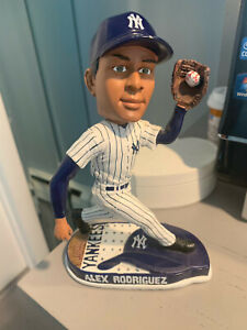 Alex Rodriguez Forever Collectibles Legends of the Diamond Bobblehead