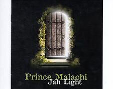CD PRINCE MALACHI jah light HOLLAND 1998 EX+ Roots Reggae