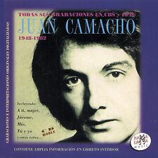 JUAN CAMACHO-TODAS SUS GRABACIONES .-2CD