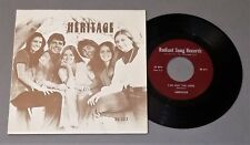 HERITAGE I've Got the Love 1970s rare pvt Hollywood CA xian folk psych 45 ps EX