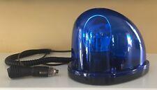 Vintage Blue Flasher Revolving Light Emergency Responder Ambulance Police Fire