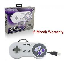 RETROLINK SNES Super Nintendo Controller to USB PC / MAC NEW