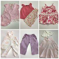 Baby Girls Size 00 Lot Diezel Pumpkin Patch Outfits Dress Cute Summer #G195