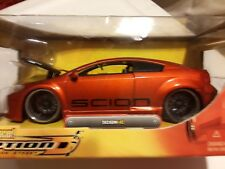 1:24 Scion tC Jada Toys Import Racer Drift Show Street Option D 2005, sealed box