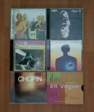 Music Cd - Pop Electronic Instrumental Rock Classic