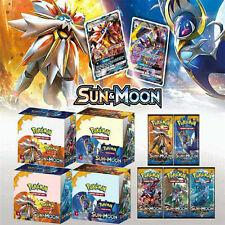 324 Pcs/Box NEW Pokemon TCG Card Sun&Mon Lot Rare Special Pokemon Game Cards