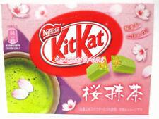 Nestle Kit Kat Chocolate Green Tea Sakura Matcha Maccha Cherry Blossom 1bx JAPAN