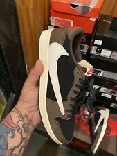 Travis Scott Nike Air Jordan 1 Low Men's Size 11