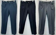 Men's Greg Norman Signature Series Stretch 5 Pocket Travel Pants - NEW