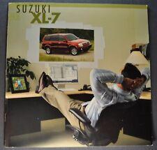 2006 Suzuki XL-7 Large Catalog Sales Brochure Excellent Original 06