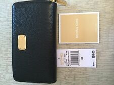 New With Tags Michael Kors  Jet Set Item Wallet Black