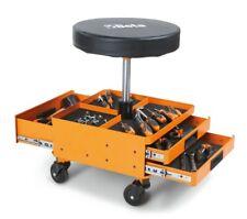 BETA 2251-O - Asiento giratorio con cajones para taller mecanico Taburete ruedas