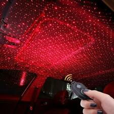 Car Decoration Light USB LED Starry Sky Star RGB Laser Project Light Projector
