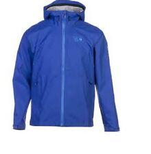 Men's Mountain Hardwear Plasmic Dry Q Evap Jacket Azul Blue Size XXL