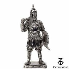 Tin Toy SOLDIER 54mm MEDIEVAL Kazakh KNIGHT Mongolian WARRIOR Metal Tin Figure