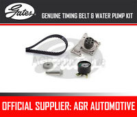 GATES TIMING BELT AND WATER PUMP KIT FOR RENAULT SCENIC III 1.5 DCI 110 2009-