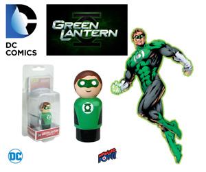 "New Green Lantern 2"" Wooden Figure"