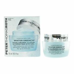 Peter Thomas Roth Water Drench Hyaluronic Cloud Hydrating Eye Gel 15ml Women
