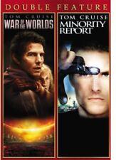 War of the Worlds / Minority Report [New Dvd] 2 Pack, Widescreen
