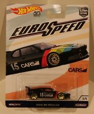 BMW M1 Procar Hot Wheels Euro Speed Project Cars 15 #2/5 REAL RIDERS Quantity