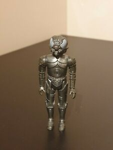 Vintage Star Wars Zuckuss Action Figure Hong Kong Circles On Back legs Variant