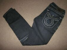 "BIG STAR! Buckle ""JENAE"" Low Rise Skinny Jeans! Sz 29L (30.5 X 29)!"