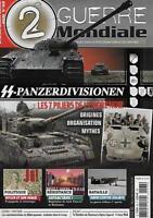 2e GUERRE MONDIALE N° 68 / SS-PANZERDIVISIONEN LES 7 PILIERS DE L'ORDRE NOIR