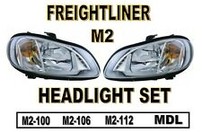 Headlights for Freightliner M2 112 for sale | eBay on