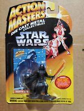 Star Wars DARTH VADER, STORMTROOPER, LUKE SKYWALKER, R2-D2, C-3PO Die-cast metal