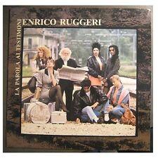 "Enrico RUGGERI ""La AFFECTIF al testimoni"" - LP"