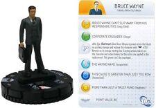 DC HEROCLIX TARGET EXCLUSIVE : DARK KNIGHT RISES Bruce Wayne #202